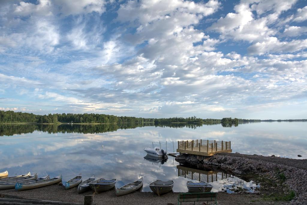 Sjostugans Hotell Camping Almhult Sweden Booking Com