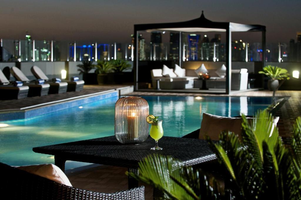Condo Hotel Fraser Suites Doha Qatar