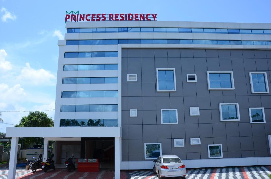 hotel princess residency, nedumbassery, india - booking