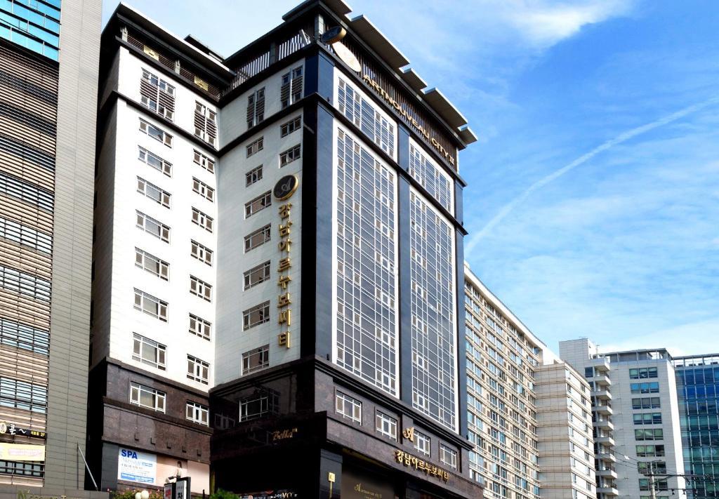 Hotel Gangnam Artnouveau City, Seoul, South Korea - Booking com