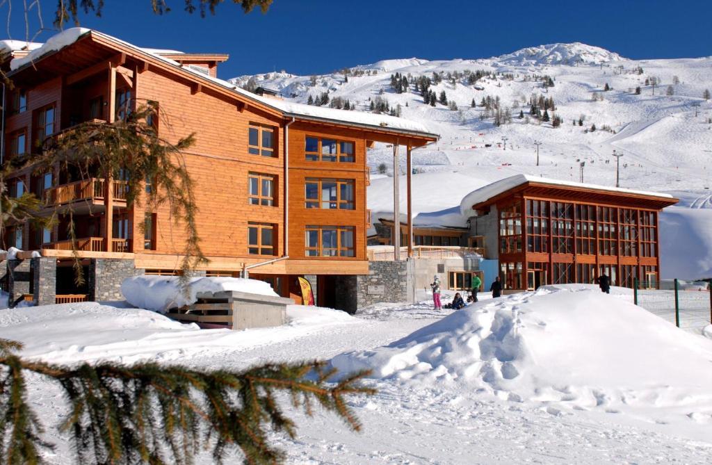 Appart 39 hotel odalys prestige eden france arc 1800 for Appart hotel france