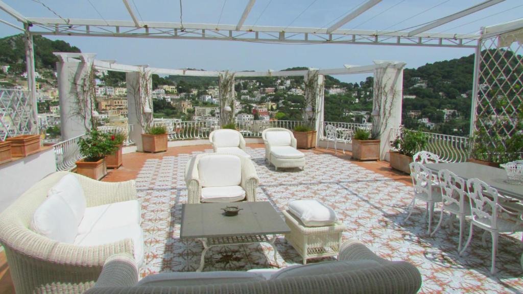 Villa La Terrazza, Capri, Italy - Booking.com