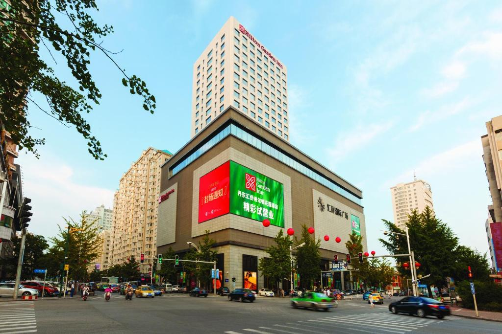 Image result for hilton garden inn dandong