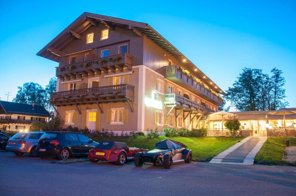 Hotel Schlossblick Chiemsee Deutschland Prien Am Chiemsee