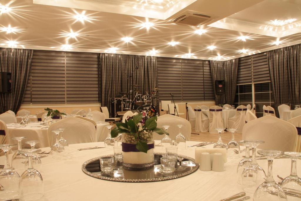هتل تافاد پرستیژ بوتیک آنکارا