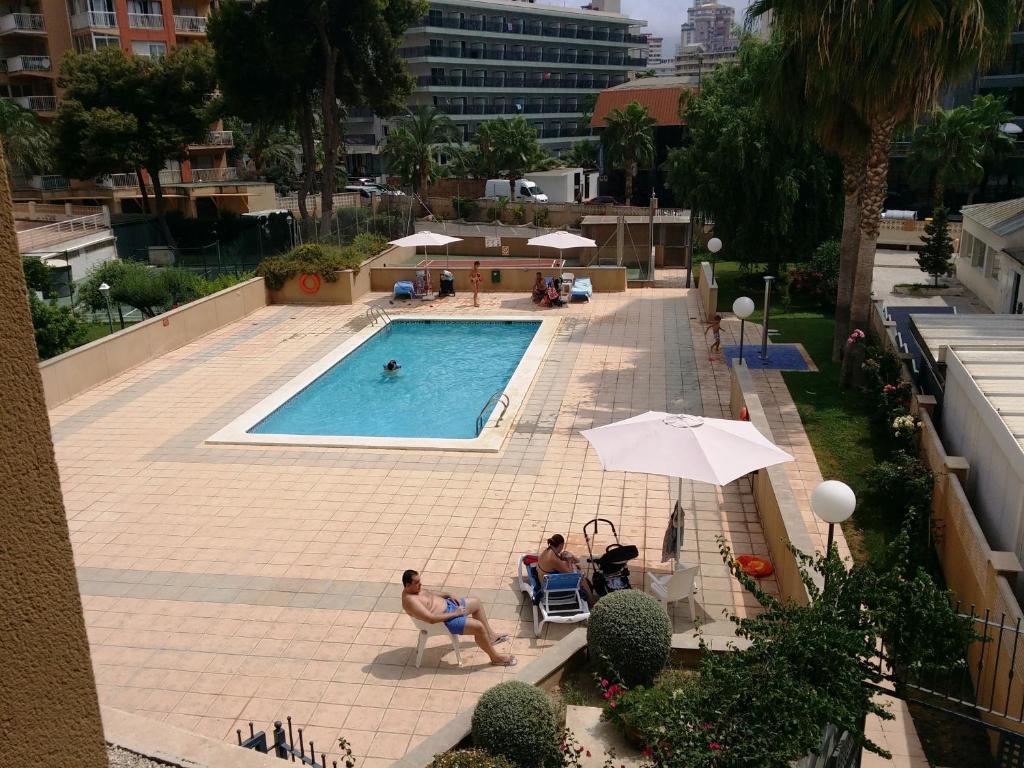 Apartamentos Gemelos 23 Benidorm Levante imagen