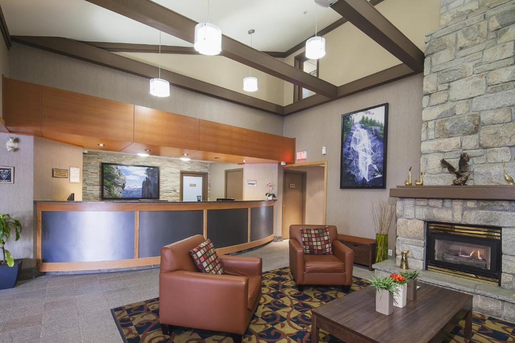 Hotel Mountain Retreat Squamish Canada