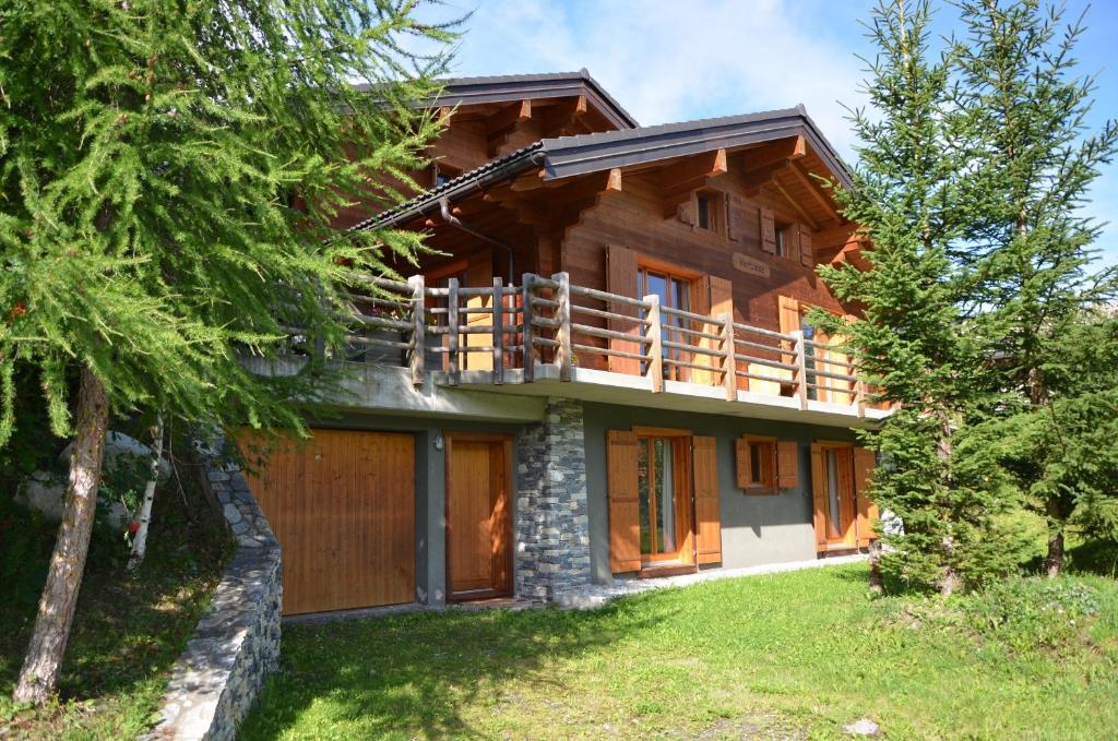 Chalet Nursery And Garden Center: Chalet Verbisse, La Tzoumaz, Switzerland