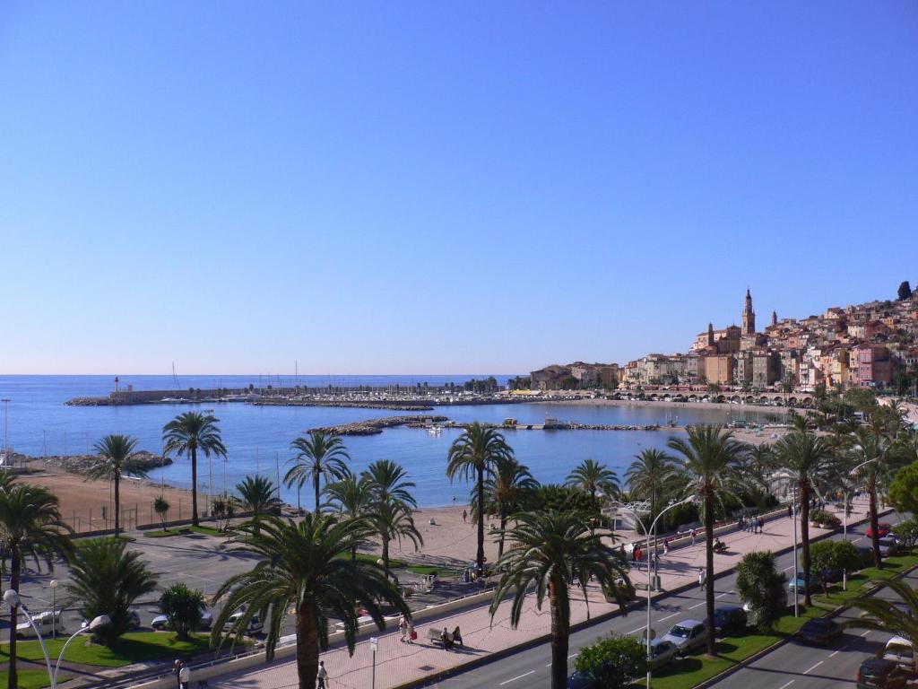 Menton France Lodging - Hotel napol on menton france deals