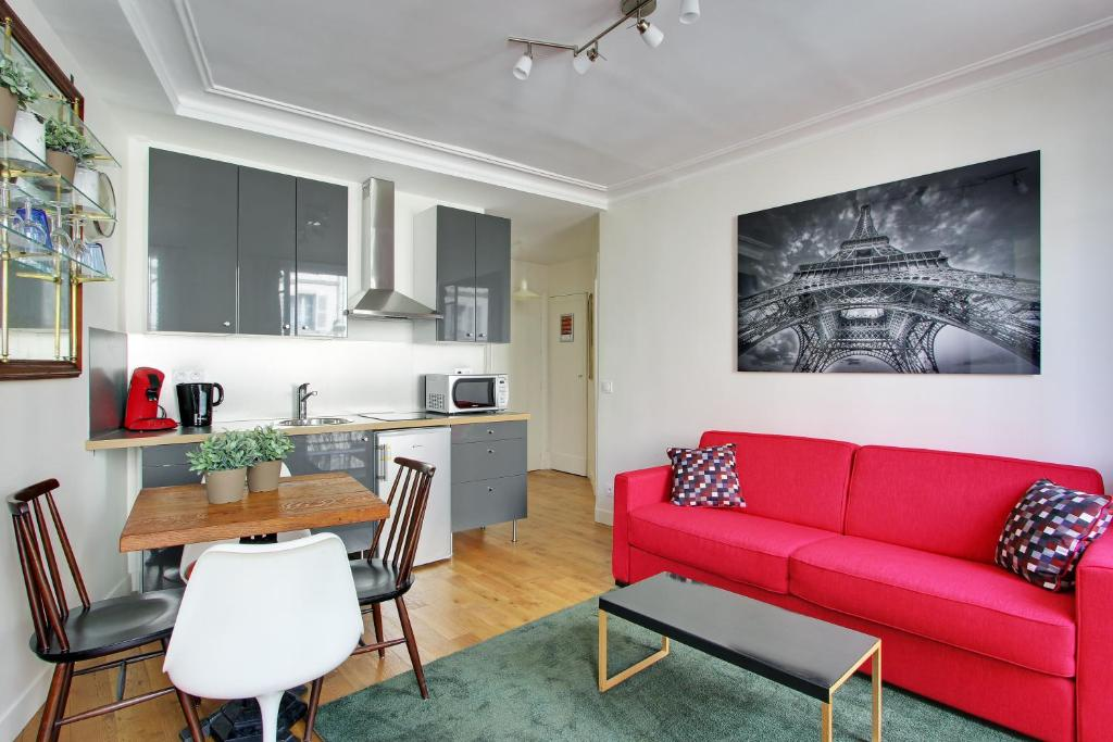 Short Stay Apartment Luxembourg Paris France
