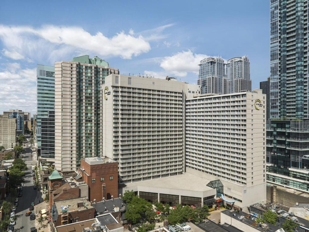 Chelsea Hotel Toronto Map