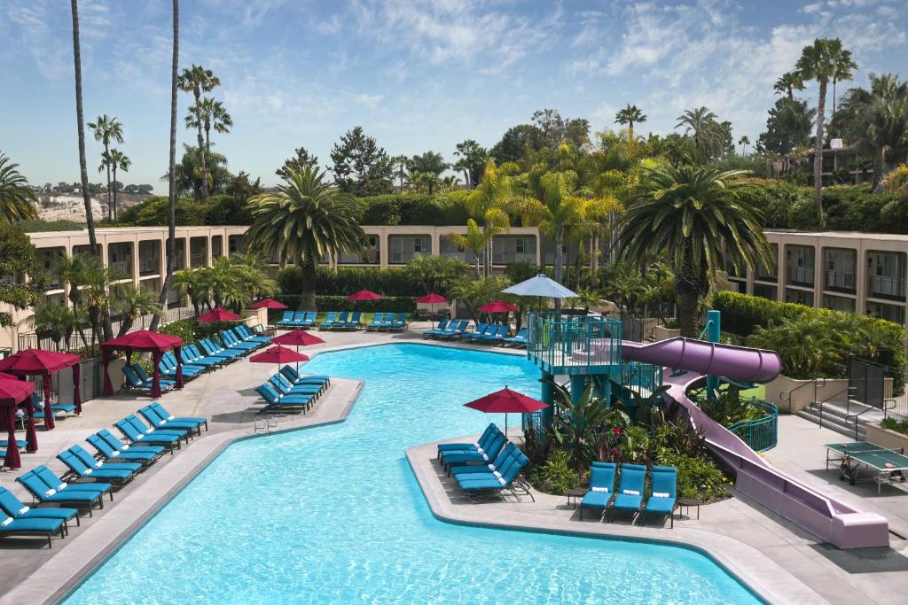 resort hyatt regency, newport beach, ca - booking