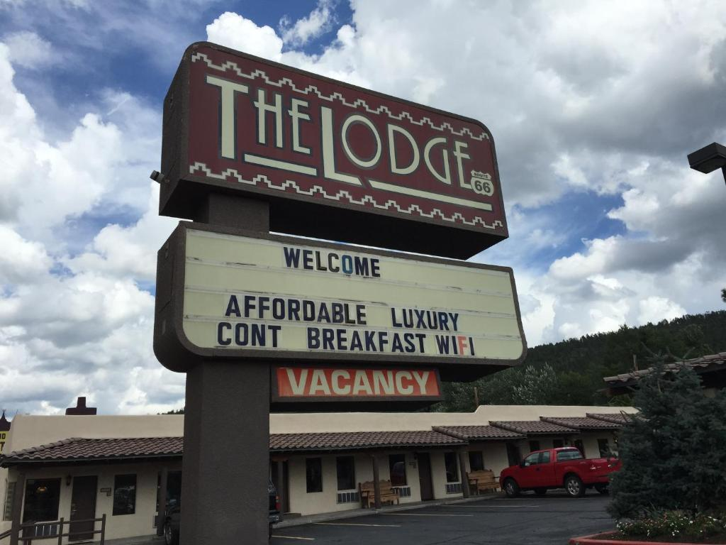 the lodge on route 66, williams, az - booking