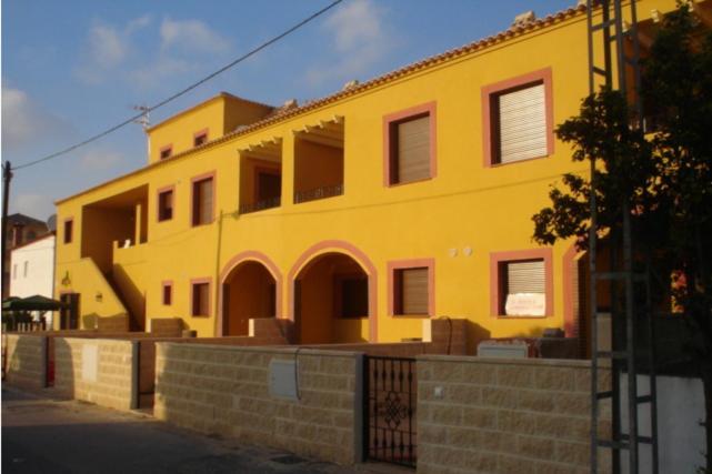 Apartments In Arboleas Andalucía