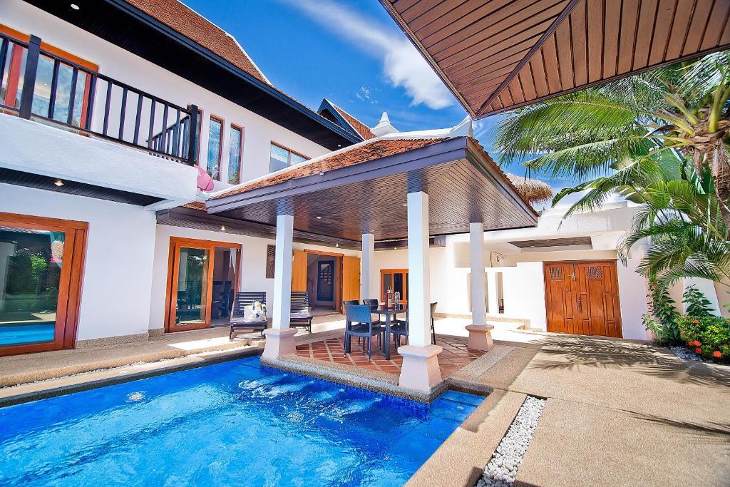 Tropicana Pool Villa, Jomtien Beach, Thailand - Booking.com