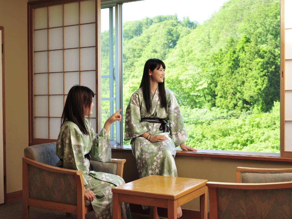 Akiu Onsen Hotel Hananoyu Hananoyu Hotels Book Now