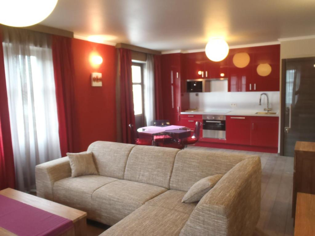 Apartments In Burnenville Liege Province