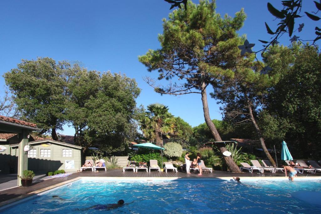 Resort Village Le Bois Saint Martin  Saint