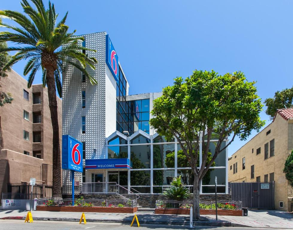 motel 6 la hollywood los angeles ca booking com