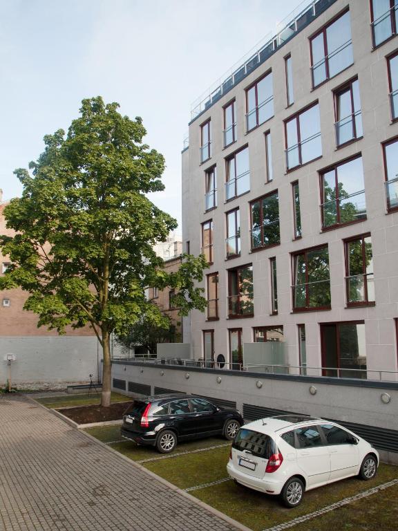Daugava apartment