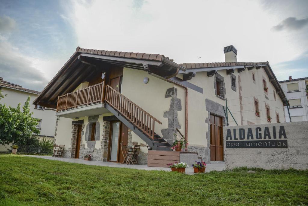 Foto del Apartamentos Aldagaia