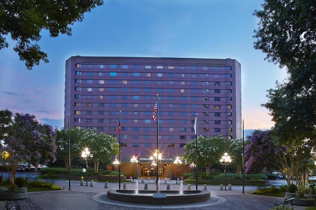 Renaissance Atlanta Waverly Hotel Convention Center Reserve Now Gallery Image Of This Property