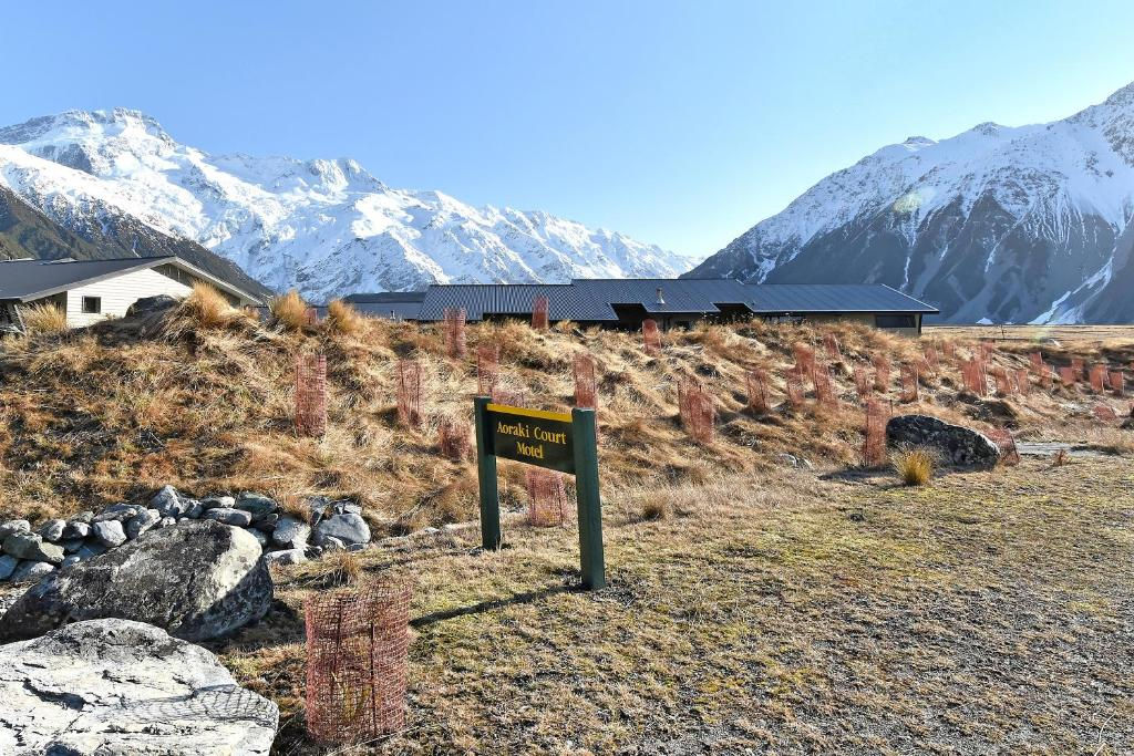 Aoraki court motel mount cook village new zealand booking gallery image of this property publicscrutiny Image collections