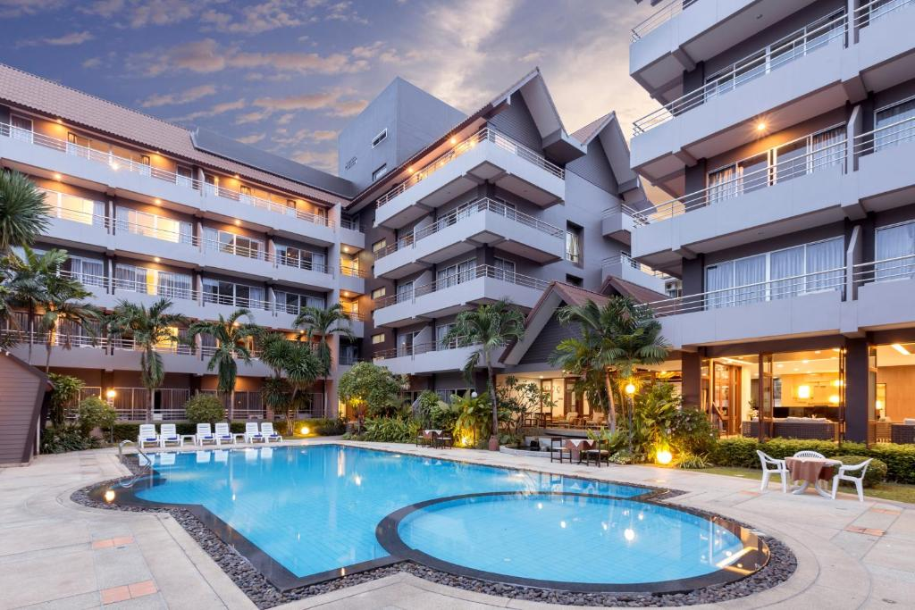 Star Hotels In Pattaya Beach Road