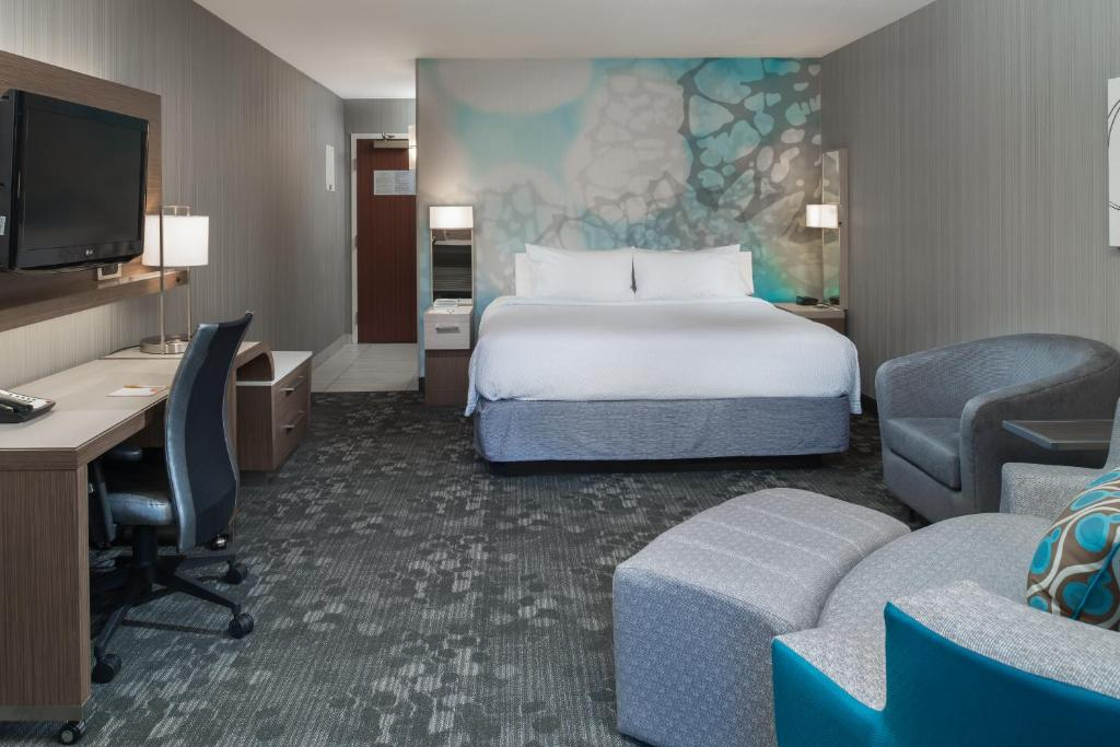 Hotel Courtyard By Marriott Vacaville Ca Booking Com