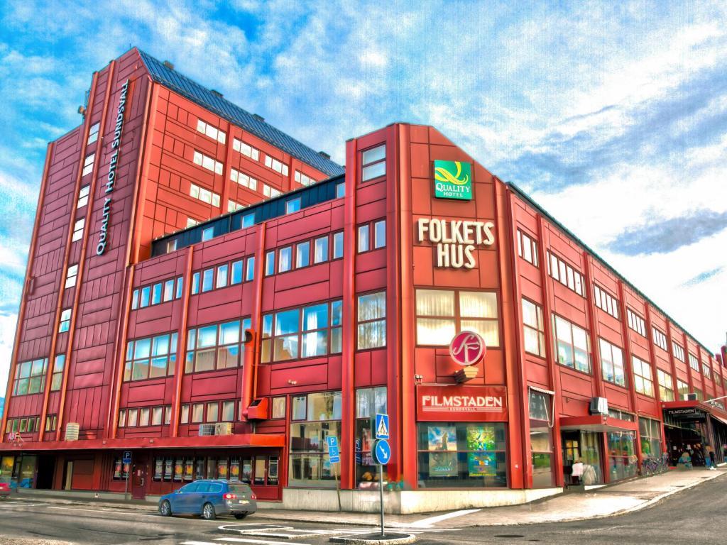 Karta Sundsvall Centralstation.Quality Hotel Sundsvall Sundsvalis Atnaujintos 2019 M Kainos
