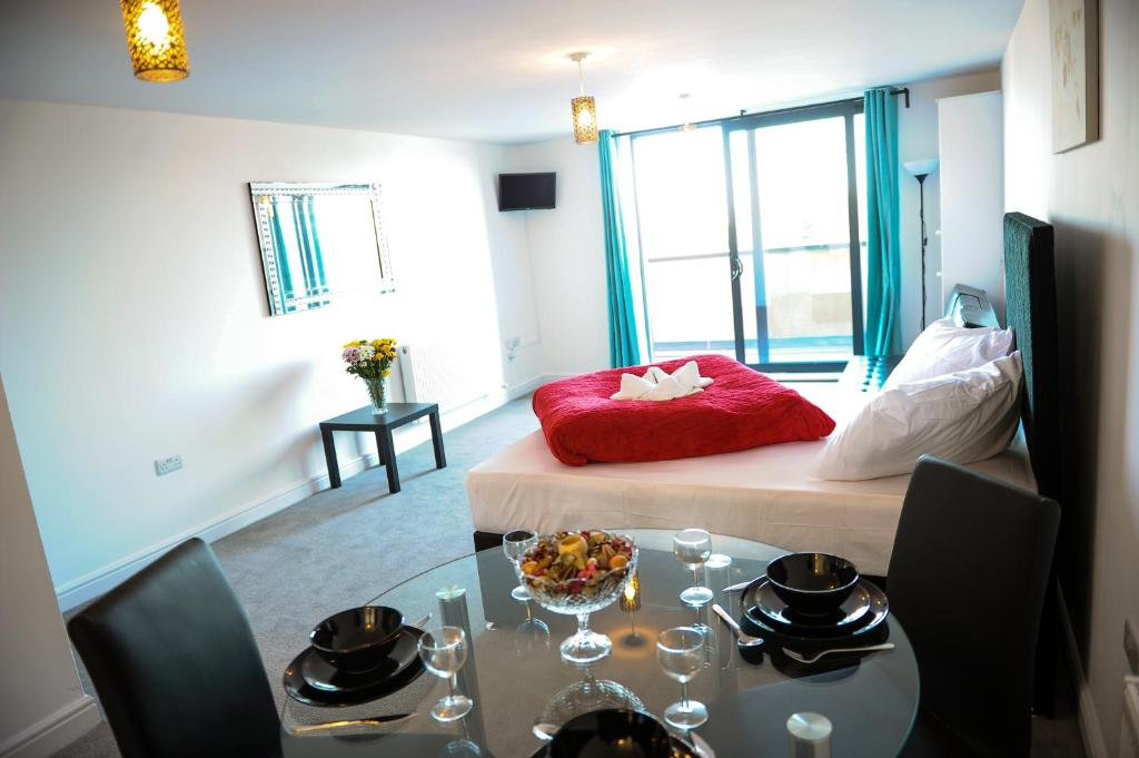 Aparthotel canary heights london uk for Londre appart hotel