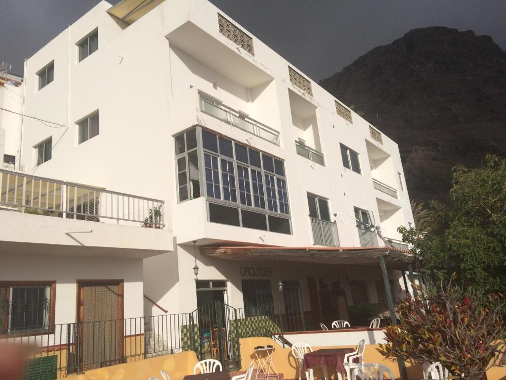 Apartments In Calera La Gomera