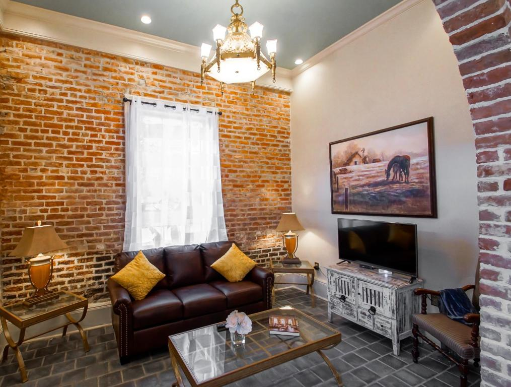 Apartman North Rampart Rental Sad New Orleans