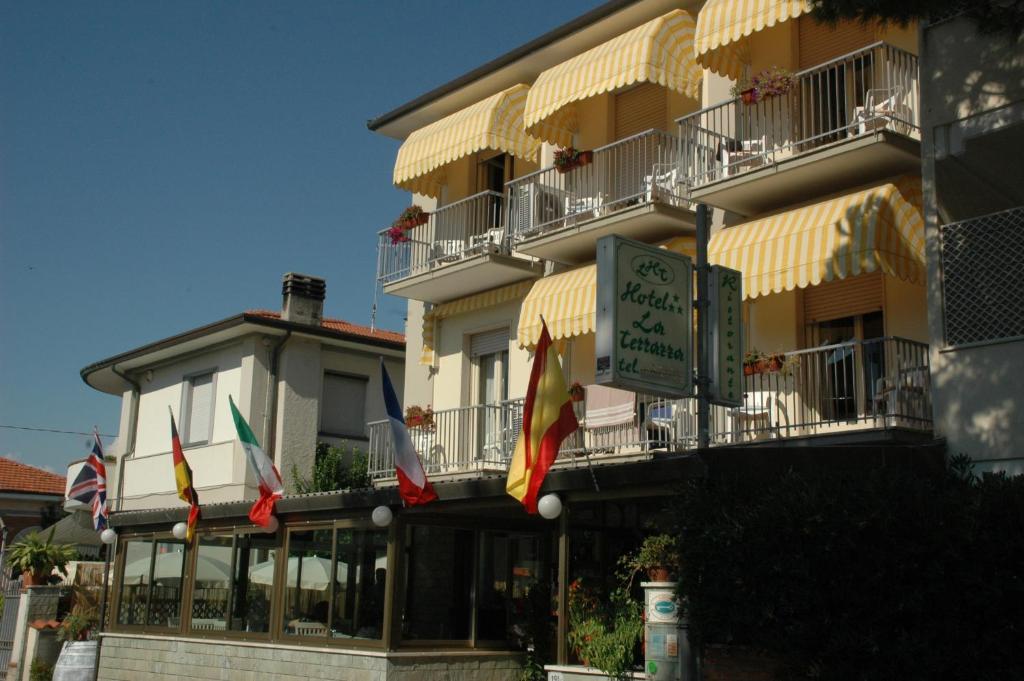 Hotel Ristorante Terrazza (Italien Lido di Camaiore) - Booking.com