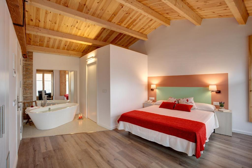boutique hotels lleida provinz  19