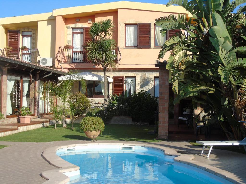 Nearby hotel : Villa Graziosa