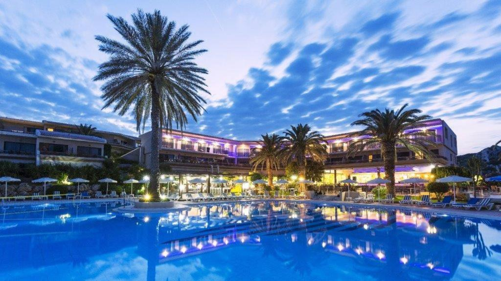 Hotel Cathrin Rhodos Booking Com