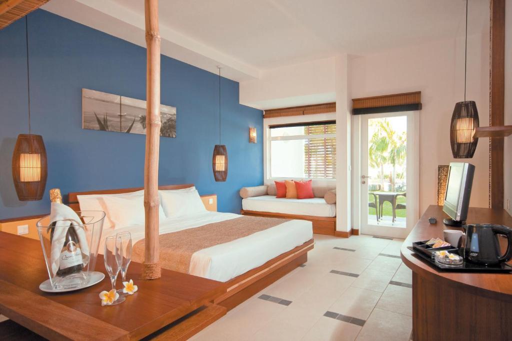Laguna Beach Hotel Spa Grande Rivière Sud Est Mauritius Booking