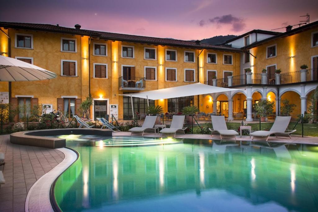 Hotel Garni Al Frantoio Italien Arco Bookingcom