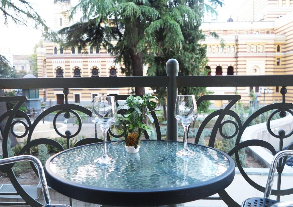 Apartment Na Rustaveli Avenue