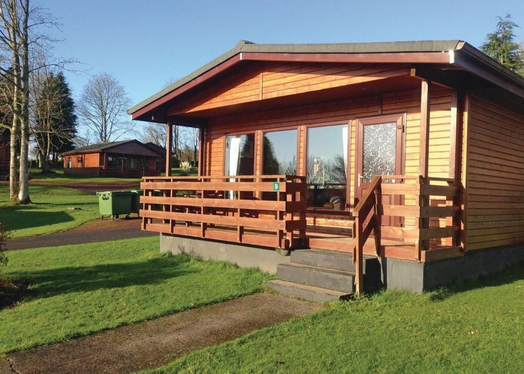 Conifer Lodges Newton Stewart UK