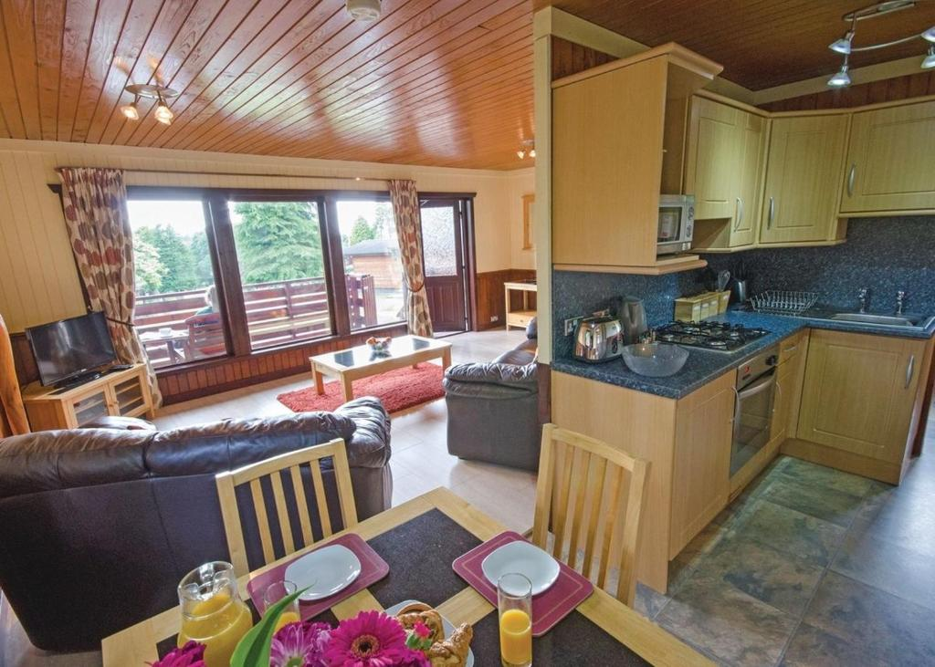 Conifer Lodges Conifers Leisure Park Newton Stewart