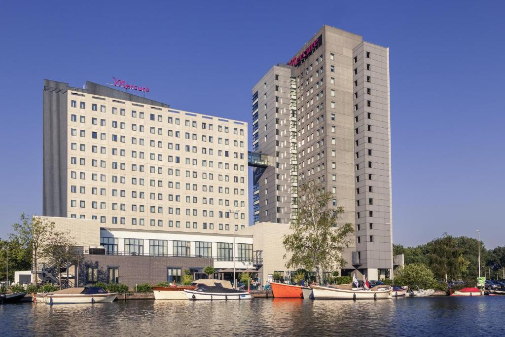 Mercure hotel amsterdam city south netherlands for Booking hotel amsterdam