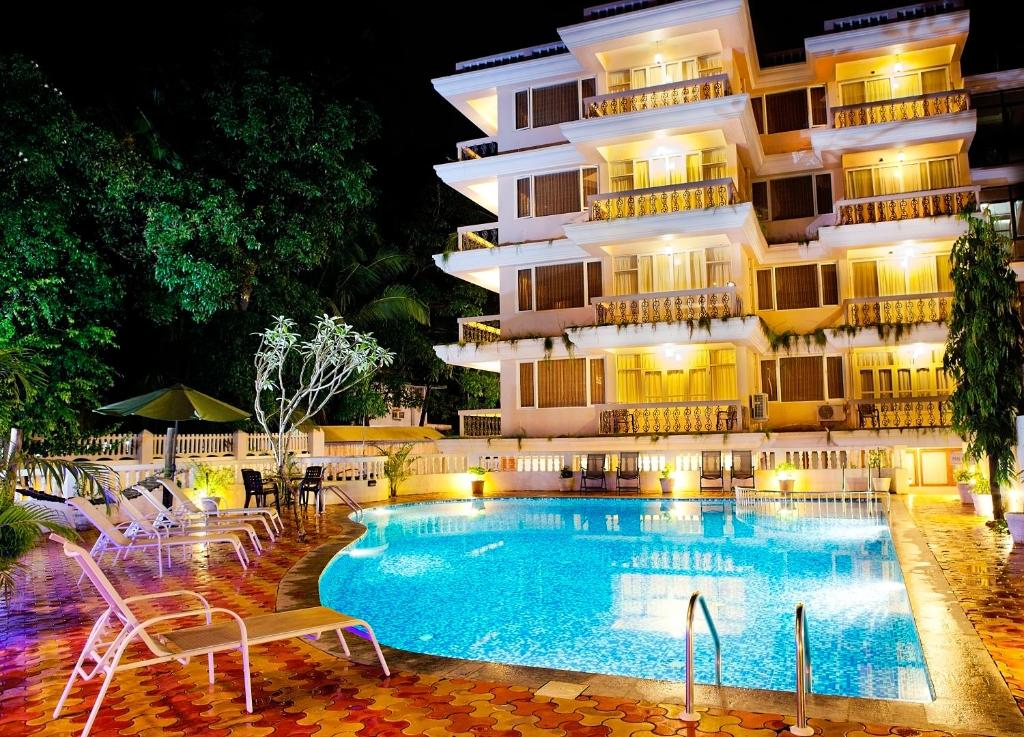Quality Inn Ocean Palms Goa Calangute India Booking Com