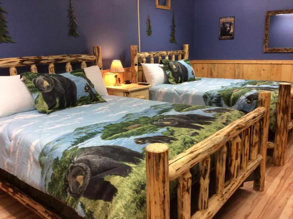 Bear Creek Resort, Thompson Falls (USA) Rooms