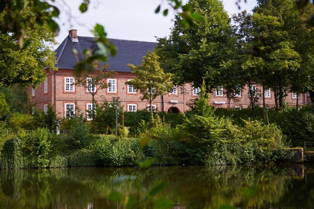 Hotellet Historisches Pelli Hof (Tyskland Rendsburg
