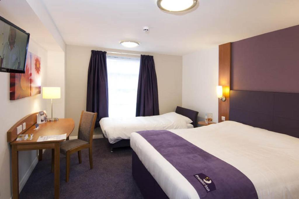 Premier Inn Preston North Barton Uk Booking Com