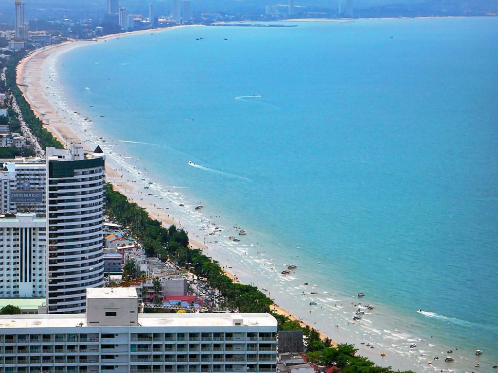 Jomtien Beach Inium The Best Beaches In World