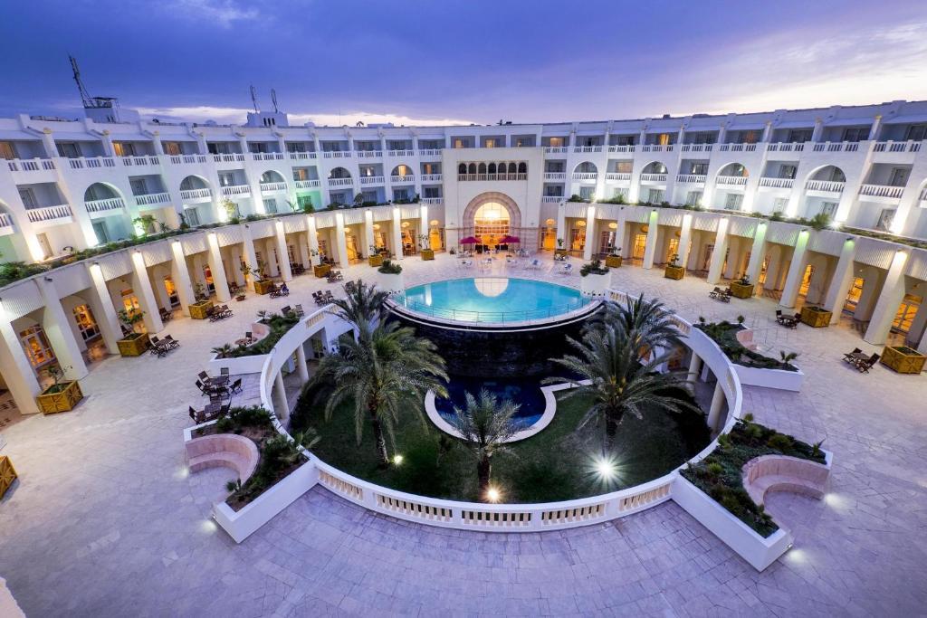 Hotel Yasmine Hammamet  Etoiles