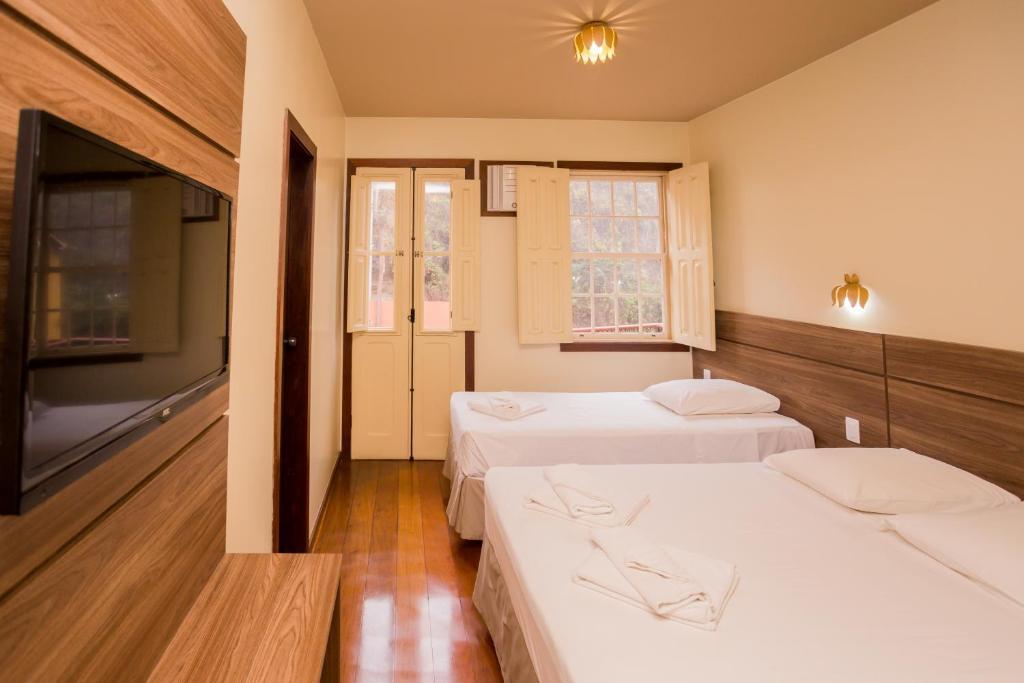 A room at Mirante Hotel
